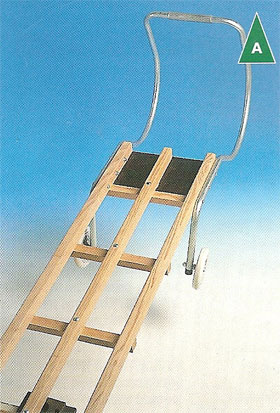 Accesscaff Builders Trestles And Roof Ladders