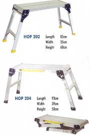 Hop Up Work Platform