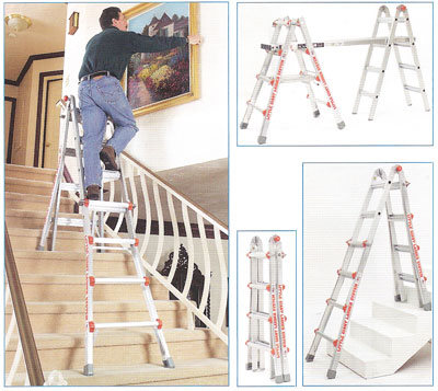 Little Giant Ladder System
